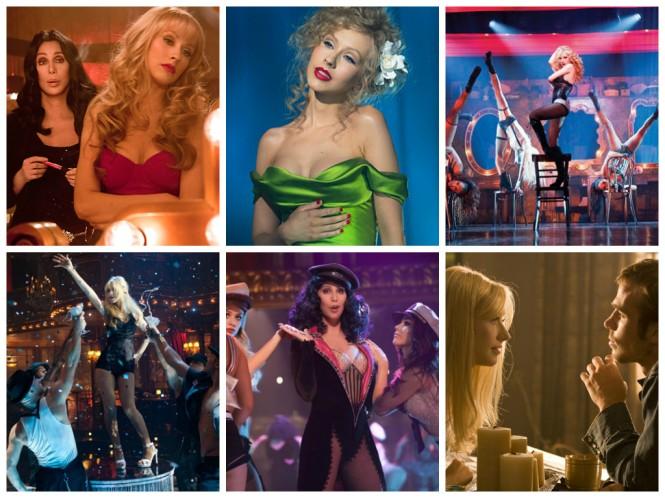 Burlesque Filme- Blog Joyce Rodrigues