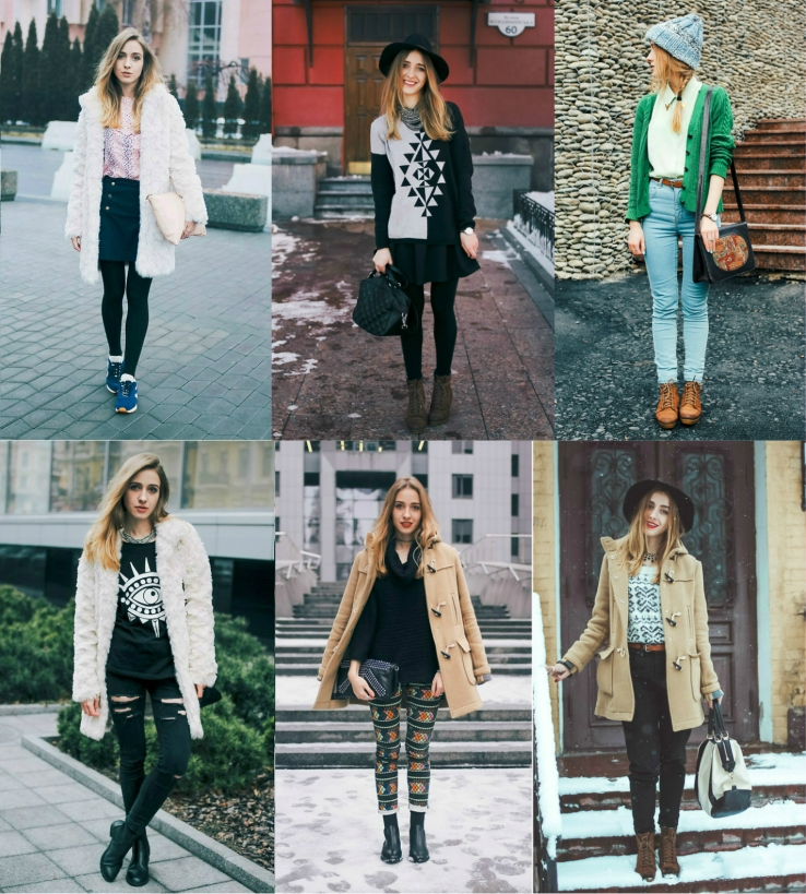 Moda Anna Pogribnyak 6